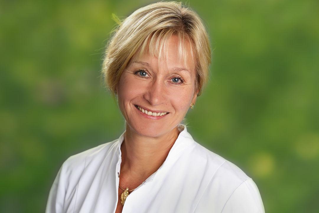 Portrait von Dr. Martina Friedemann