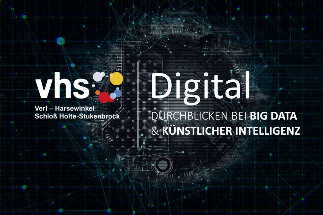 Vorträge: Durchblicken bei Big Data und Künstlicher Intelligenz