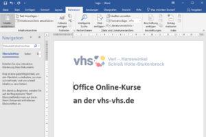 Office-Online-Kurse