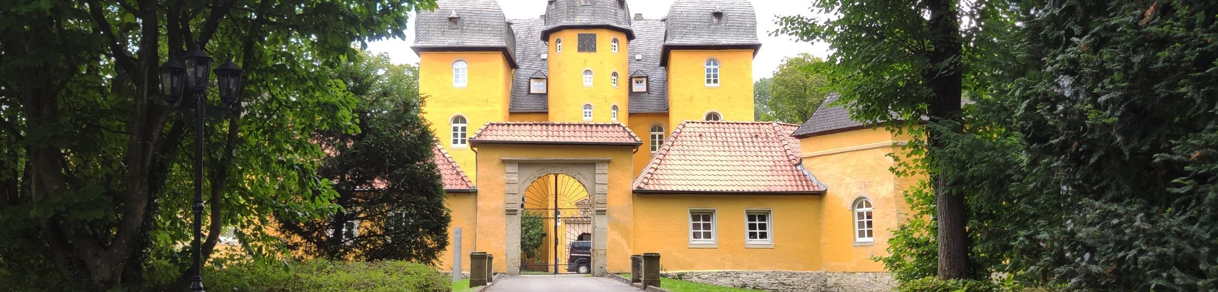 Schloss Holte in Schloß Holte Stukenbrock