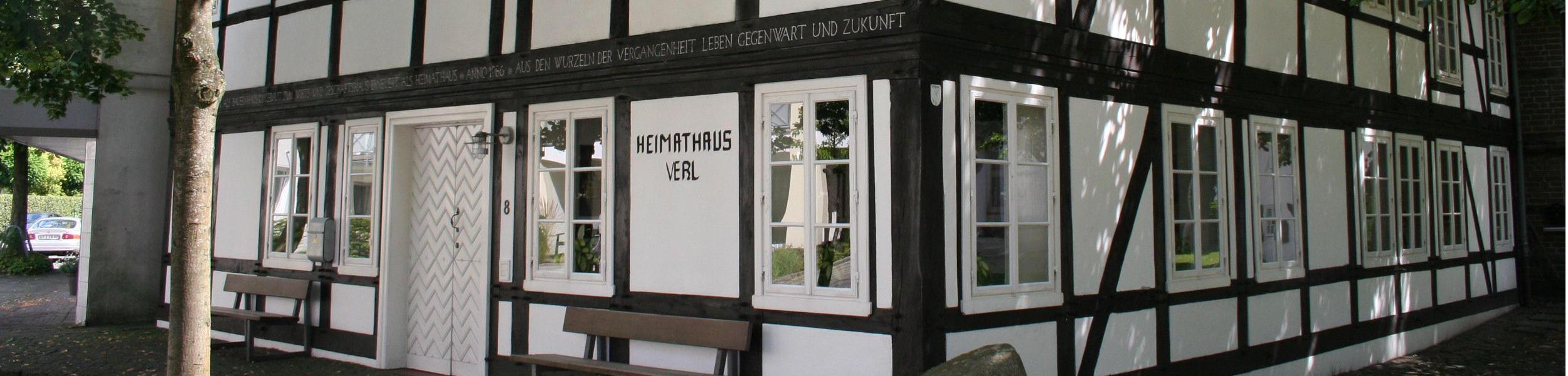 Heimathaus in Verl