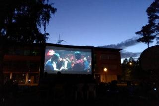 Open Air Kino des Jugendparlamentes