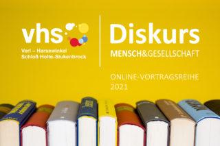 """Online-Vortragsreihe """"vhsDiskurs"""""""